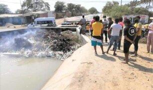 Adolescente se encuentra desaparecido tras despiste de mototaxi en el que viajaba a canal