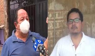 Voluntario de vacuna Sinopharm se encuentra grave y familia denuncia abandono de San Marcos
