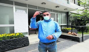Repartidor venezolano pide garantías de vida para continuar trabajando tras tentativa de homicidio