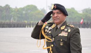 MP allanó vivienda del general César Astudillo por supuesta sustracción y venta de combustible