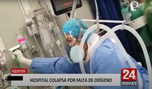 [VIRAL] Iquitos: hospital colapsa por escasez de oxígeno