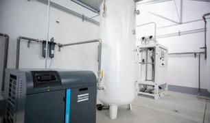 Minsa  evalúa contrato con la UNI por demora en la entrega de plantas de oxígeno medicinal