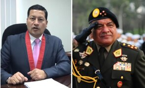 """Fiscal Tello a general Astudillo: """"Allanamiento está amparado por el Poder Judicial"""""""