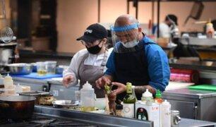 Municipio de Miraflores y propietarios de restaurantes solicitan reabrir negocios