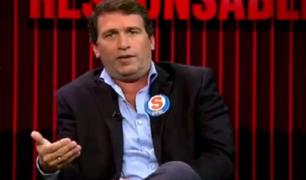 """Rafael Santos: """"De ninguna manera se debe ampliar la cuarentena, provocaría un caos social"""""""