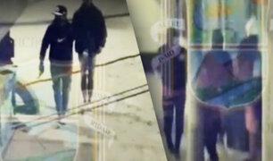 Encañonan y roban a pareja en la puerta de su casa en SMP