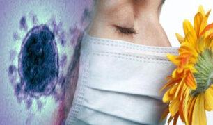 Pérdida de olfato y gusto puede persistir hasta 5 meses después del Covid-19