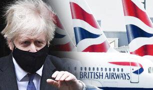 Reino Unido: se registran compras compulsivas de boletos de avión