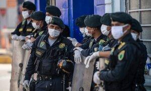 Mininter anuncia reforma y plan modernización de la Policía Nacional
