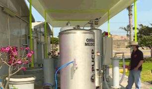 Universidad Católica propone centros de oxigenación para pacientes con COVID-19