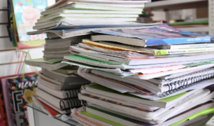 Estudiantes de colegios privados podrán estudiar con libros usados, según el Indecopi
