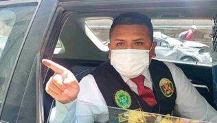 Tacna: Capturan a hijo del congresista de Frepap por violencia familiar