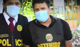 PNP detuvo a delincuente venezolano que asesinó a un ciudadano peruano
