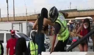 SJM: vecinos exigen una presencia constante de las autoridades para erradicar la prostitución