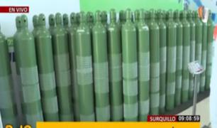 Surquillo respira: distrito inaugura planta que atenderá sin colas