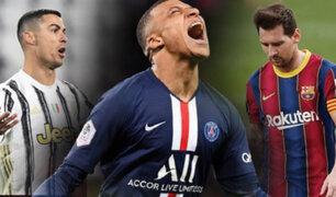 Mbappé es el futbolista más caro del mundo en la actualidad