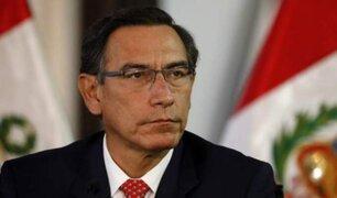 Vizcarra: solicitan 18 meses de prisión preventiva por caso 'Club de la Construcción'