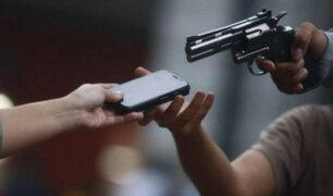 Chiclayo: policía detiene por séptima vez a dos ladrones de  celulares