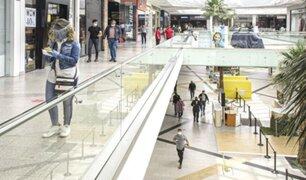 Gobierno lanza plataforma web para ver en tiempo real el aforo en centros comerciales