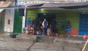 Áncash: fiscalizador fue acuchillado por ambulante durante operativo contra el comercio informal