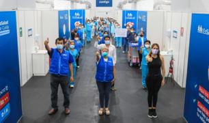 EsSalud pone en funcionamiento Villa Ica para atender a pacientes Covid-19