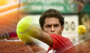 Tenista Juan Pablo Varillas arrancó con victoria en el Argentina Open
