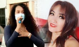 """""""Flor de Huaraz"""" se solidariza con una colega extranjera en """"Cuando la Cámara Ayuda"""""""