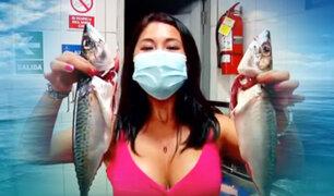 Sube tus defensas con la ruta del pescado