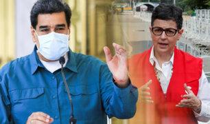 """Nicolás Maduro ordena """"revisar a fondo"""" las relaciones con España"""