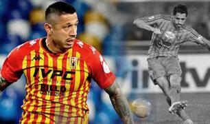 Gianluca Lapadula: Benevento cayó 2-0 ante Nápoli