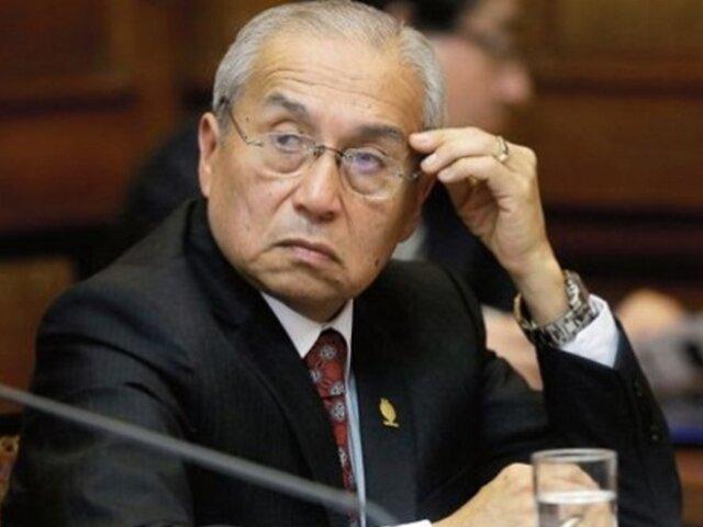 Ministerio Público solicita tres años de prisión para Pedro Chávarry por remoción de fiscales en 2018