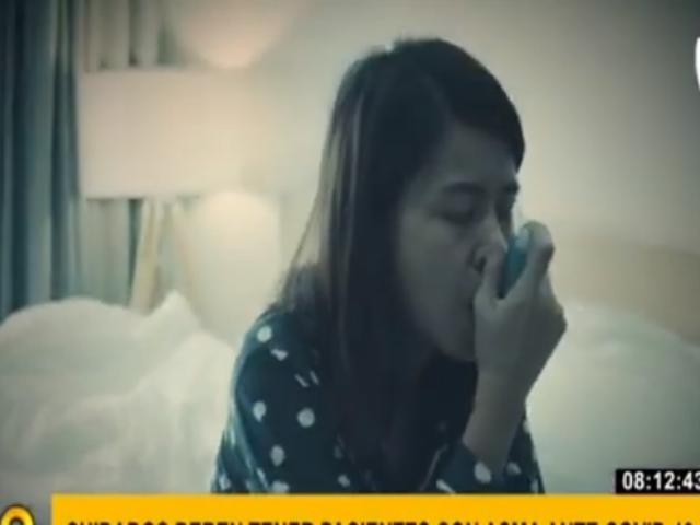 COVID-19 y asma: ¿qué cuidados tomar si sufrimos esta enfermedad?