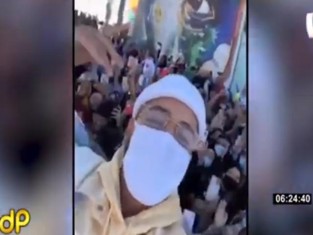Maluma convoca a sus fans y genera aglomeraciones en Miami