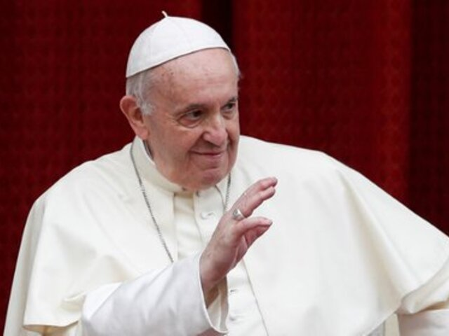 El papa Francisco recibió la segunda dosis de la vacuna Pfizer y está inmunizado