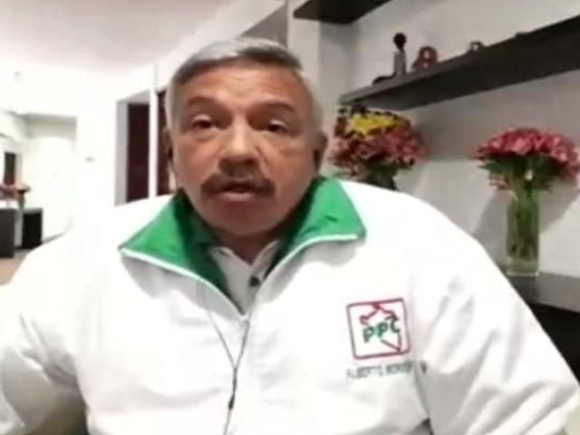 """Alberto Beingolea: """"Tía María va, este proyecto ha cumplido con todos los estándares necesarios"""""""