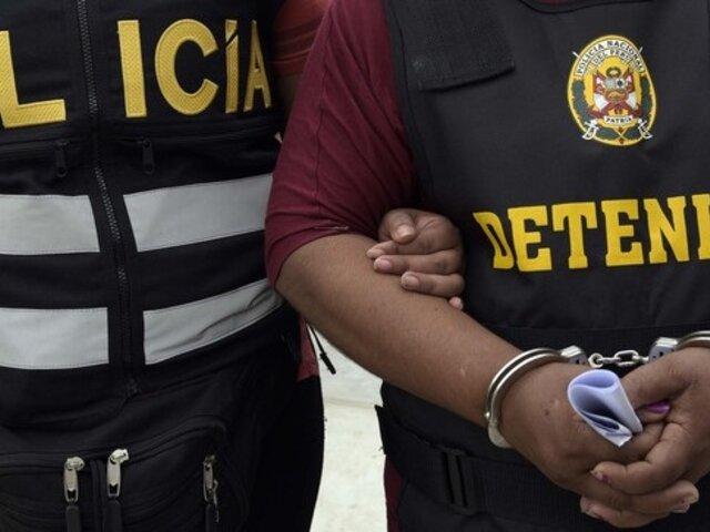 Trujillo: detienen sujeto que golpeó a menor que se resistió al robo de su celular