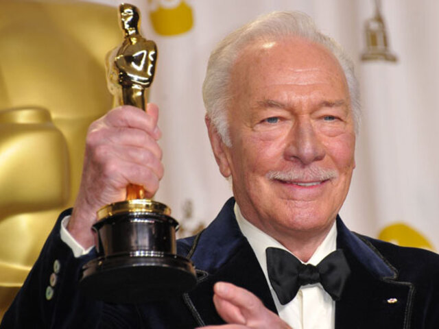 Legendario actor canadiense Christopher Plummer falleció a los 91 años