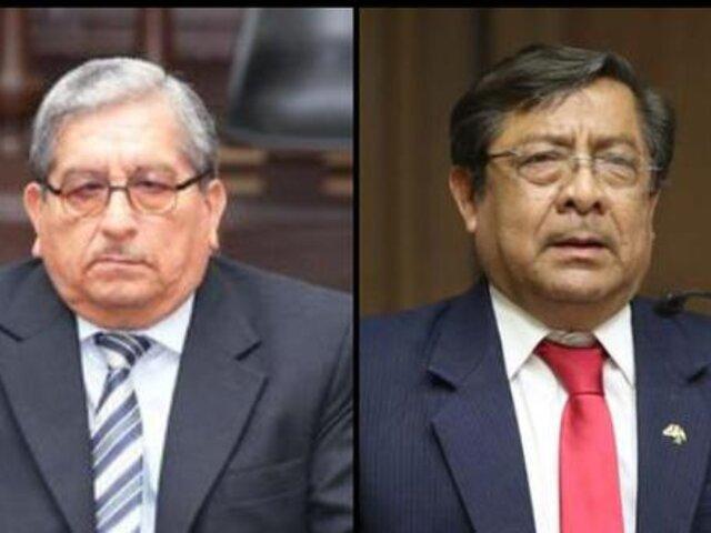 Comisión Permanente aprobó informe final que acusa constitucionalmente a exmagistrados del CNM