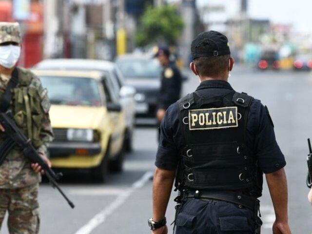 Covid-19: restricciones en provincias según nivel de alerta se amplían hasta el 9 de mayo