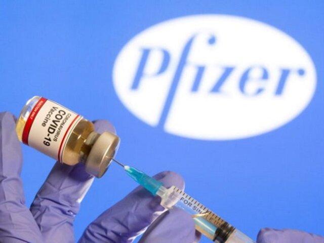 Canadá autorizó vacuna de Pfizer para niños de 12 a 16 años