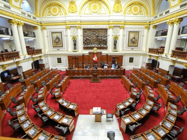Candidatos al Congreso opinan sobre desaprobación del Parlamento en encuesta de IEP