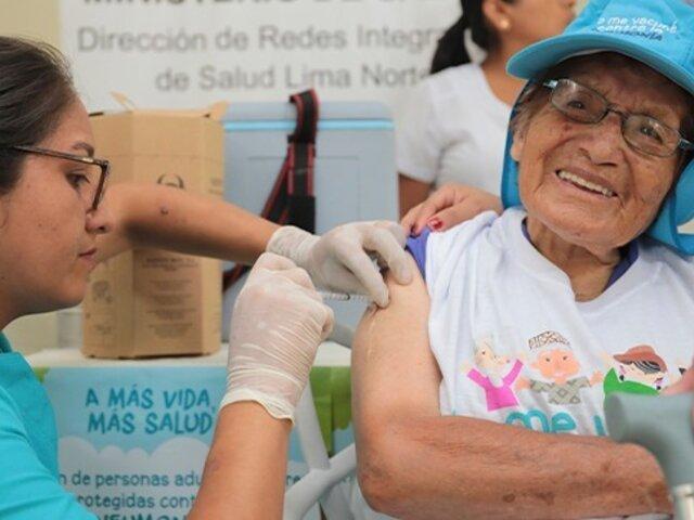 Vacuna Pfizer en Perú: este sábado 6 de marzo inicia inoculación de adultos mayores