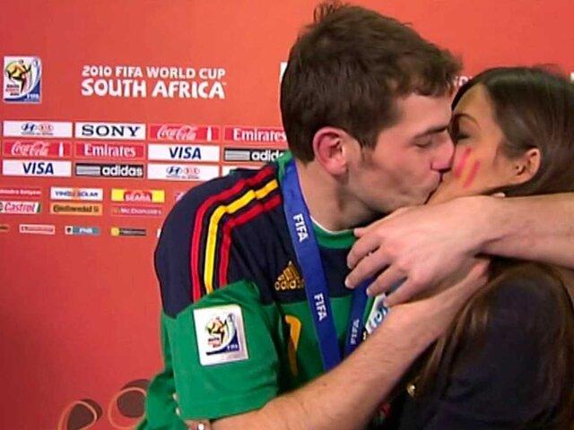 Iker Casillas: su esposa Sara Carbonero sufre recaída por cáncer