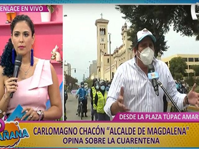 D'Mañana | Alcalde de Magdalena anuncia nueva megaplanta de oxígeno en la Costa Verde