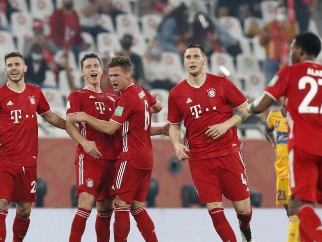 Bayern Múnich se proclama campeón del Mundial de Clubes y logra el 'Sextete'