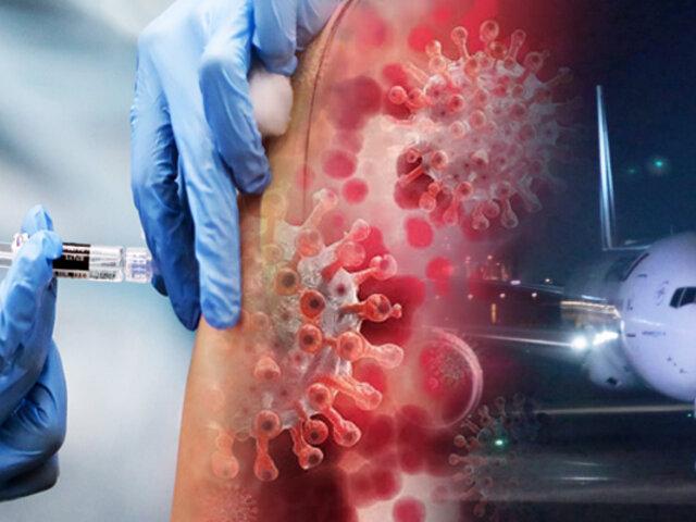 ¡Ya llegó! El segundo lote de 700 mil vacunas contra la Covid-19 ya está en territorio peruano