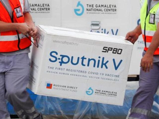 Vacuna Sputnik V tiene un 97,6 % de efectividad contra la Covid-19, según nuevo estudio