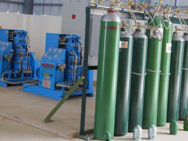 COVID-19: Chile enviará 60 toneladas de oxígeno al Perú