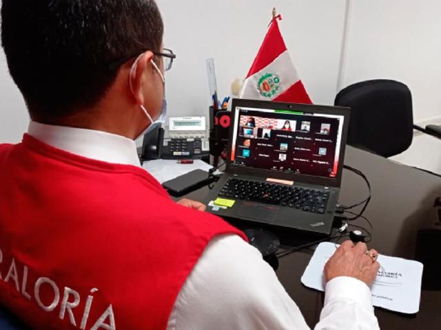 Contraloría convoca a denunciar presuntas irregularidades en la administración pública