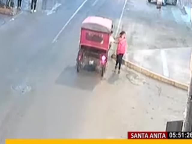 Santa Anita: delincuentes mantienen en zozobra a urbanización San Carlos